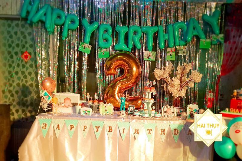 """5 điều """"đáng giá"""" để bạn đặt tiệc sinh nhật tại Hai Thụy Catering"""