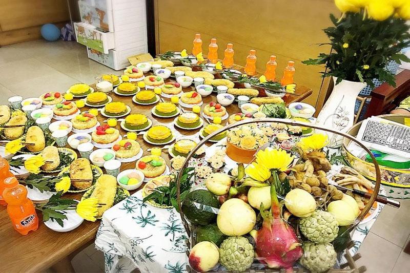 Những nghi thức tổ chức tiệc đầy tháng đơn giản nhất mà ba mẹ không thể bỏ qua