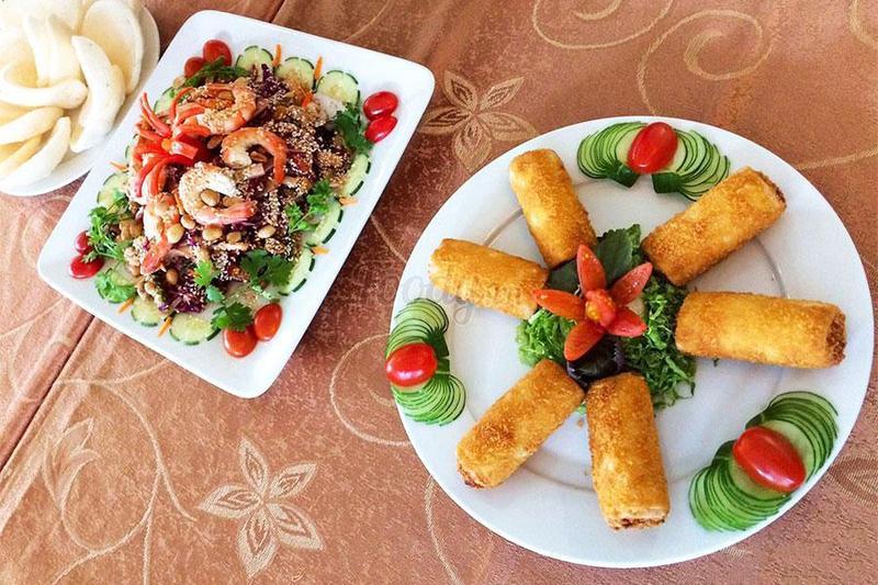 Thế nào là một thực đơn nấu tiệc đầy tháng tại nhà ấn tượng nhất?
