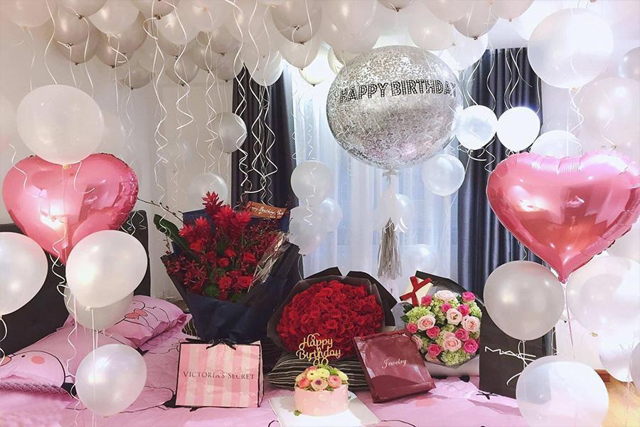 Bí quyết để tổ chức tiệc sinh nhật lãng mạn bạn không nên bỏ qua