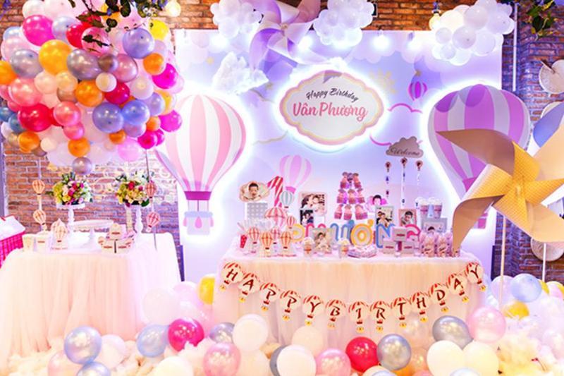 Làm thế nào để tổ chức sinh nhật cho con ấn tượng nhất?